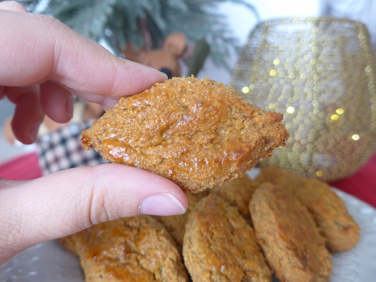 broas natal batata doce