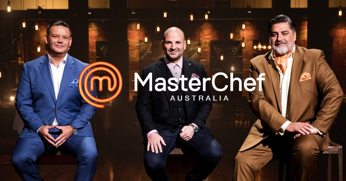 masterchef australia, jurados, finalistas