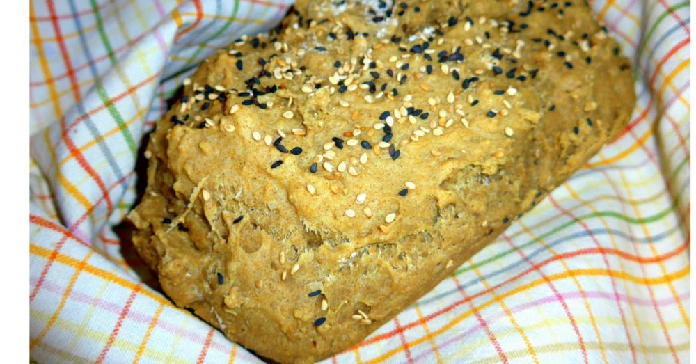 O melhor pão que já fizemos!