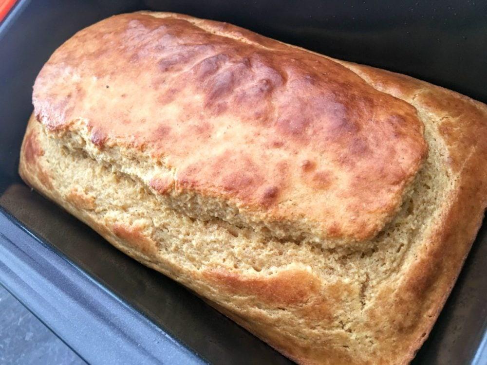 pão de arroz sem gluten