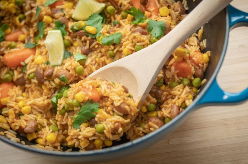 One pot arroz