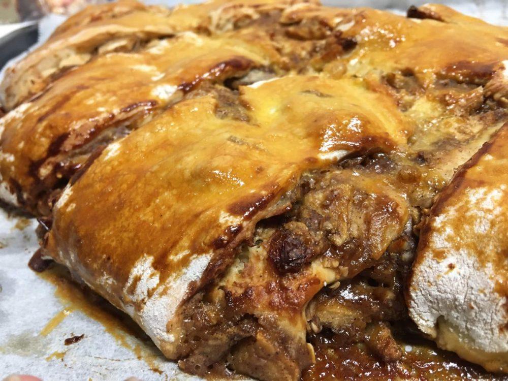 bolo rainha escangalhado