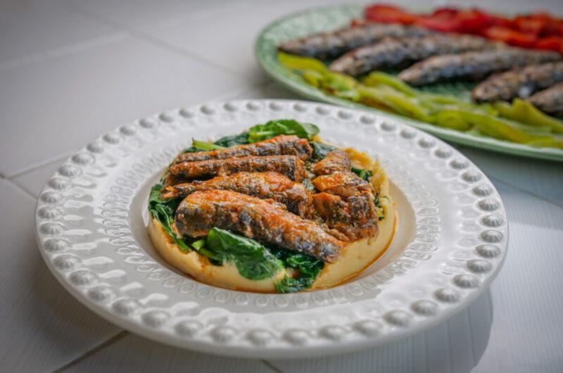 As melhores sardinhas assadas e como aproveitar as sobras
