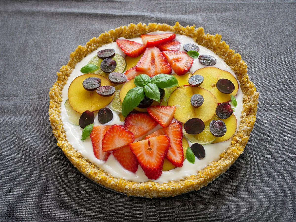 tarte fruta fresca